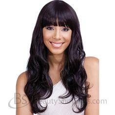 BobbiBoss Maxxim Human Hair Blend Wig - MB600 SAMANTHA