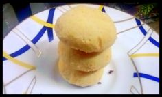 Nankhatai (Yogurt Cookie)
