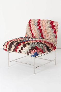 Modern Moroccan Chair - Anthropologie.com