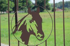 Horse Ranch --Gate