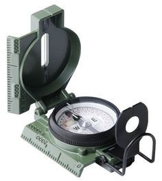 ae60a668474 Cammenga G.I. Military Phosphorescent Lensatic Compass (Model 27)