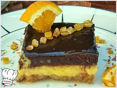 Απο τα εξαιρετικα γλυκα ψυγειου που θα σας ενθουσιασει και που καθε κουταλιαθα σας φτανει ολο και πιο κοντα στην αμαρτια... Δοκιμαστε το και Απολαυστε το!!! Greek Sweets, Greek Desserts, Greek Recipes, Desert Recipes, Easy Desserts, Delicious Desserts, Cookbook Recipes, Sweets Recipes, Cake Recipes