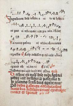 Rituale Konstanz, um 1500 Cod. Sal. IX,17b  Folio 16r