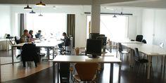 LA FÁBRICA 22. Zona 22@/Villa Olímpica #coworking #Barcelona