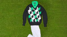 Galvin Green is the go-to name in Europe for golf rain and outerwear.  They are now coming to the US