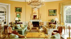 The Obama Family's Stylish Private World Inside the White House