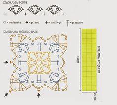 Materiales gráficos Gaby: 8 Modelos de bufandas