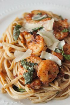 Looking for Fast & Easy Main Dish Recipes, Seafood Recipes! Recipechart has over free recipes for you to browse. Find more recipes like Classic Shrimp Scampi. Fish Recipes, Seafood Recipes, Pasta Recipes, Cooking Recipes, Recipies, Prawn Recipes, Top Recipes, Cooking Ideas, Food Ideas