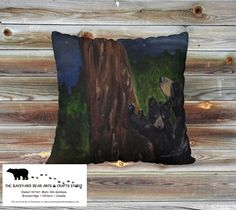 Stary Stary Night Pillow, x Pillow Case by Mary Ann Gonneau. x pillow case in snuggly velveteen, or canvas for a modern look, with a YKK zipper closure Pillow Cases, Tie Dye, Arts And Crafts, Pillows, Night, Canvas, Artist, Stuff To Buy, Tela