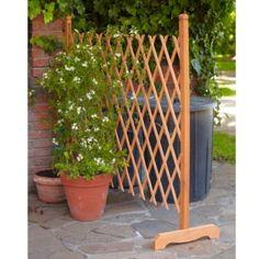 3 Far-Sighted Cool Tricks: Farm Fence Post balcony fence outdoor areas.Half Brick Fence privacy fence on deck. Small Backyard Gardens, Backyard Garden Design, Diy Garden, Large Backyard, Garden Trees, Fence Landscaping, Backyard Fences, Garden Fencing, Garden Privacy