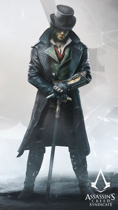 voiced by the guy that plays Vex from Lost girl.) - Video Games - Ideas of Video Games - Jacob Fyre . voiced by the guy that plays Vex from Lost girl. Assassins Creed Syndicate, Assassins Creed Jacob, Lost Girl, Twilight Princess, Deutsche Girls, Assasins Cred, Assassin's Creed Wallpaper, Connor Kenway, Poses References