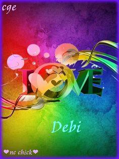 love~Debi
