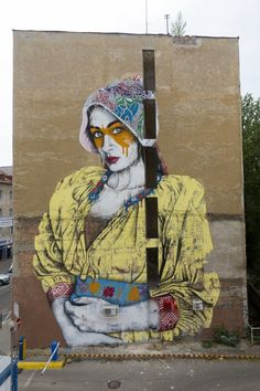 by Fin Dac in Bratislava, Slovakia, 6/17 (LP)