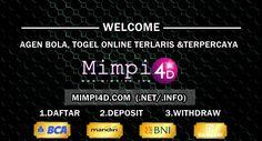 MIMPI4D - Situs Andal & Terpercaya Menyediakan 7 Pasaran TOGEL Ternama dan Sangat Mudah di TEBAK ? Daftar dan Mainkan Sekarang.