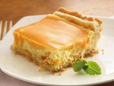 orange recipes dessert | Recipe: Orange Cream Dessert Squares | Flickr - Photo Sharing!