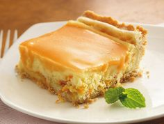 orange recipes dessert | Recipe: Orange Cream Dessert Squares | Flickr - Photo Sharing!