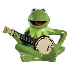 Muppets Kermit the Frog Banjo Teapot - Westland Giftware - Muppets - Dining and Entertaining at Entertainment Earth