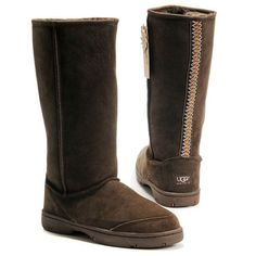 →❤♥…… Ugg Ultimate Tall Braid Boots 5340 Chocolate ,↔❤↔→ Prepared For this Christmas Holiday`. Uggs On Sale, Ugg Boots Sale, Ugg Boots Cheap, Uggs For Cheap, Boots For Sale, Ugg Sale, Sheepskin Ugg Boots, Kids Ugg Boots, Classic Ugg Boots