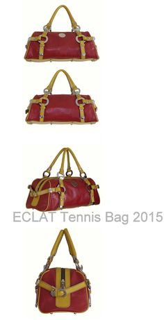 Fiona (Tennis Bag) Handcrafted from soft genuine Italian leather and lined with a soft velvety nubuck material on the inside, Fiona from eclat is a favourite with the fashion world. Seen on the hands of celebs and socialites this handbag from eclat is a perfect blend of style, design and durability. In our globalised world in which low cost seems to prevail, eclat has chosen to offer a high quality choice, to never disappoint the expectations of its discerning clients,Italian quality and…