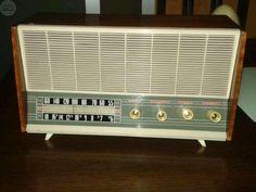 RADIO DE VÁLVULAS AÑOS 50 - foto 1