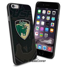 NCAA University sport South Florida Bulls , Cool iPhone 6 Smartphone Case Cover Collector iPhone TPU Rubber Case Black [By NasaCover] NasaCover http://www.amazon.com/dp/B0140MWE0M/ref=cm_sw_r_pi_dp_J4j2vb0ZV12A7