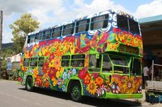*The Nimbin Hippie Bus - Nimbin is known the world over as Australia's most famous hippie destination and alternative lifestyle capital. The village is located in the Northern Rivers area of the Australian state of New South Wales....