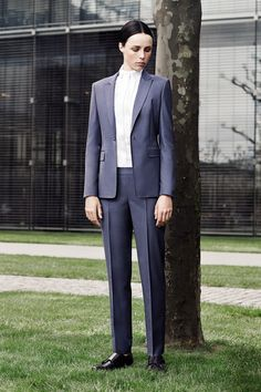 Resort 2015 Hugo Boss by Jason Wu, Model Edie Campbell