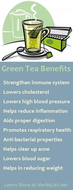 Three Ways Green Tea Promotes Weight Loss