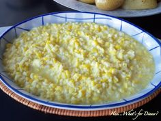 Fresh Cream Corn