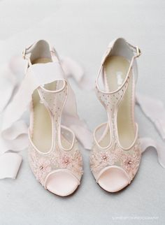 Pick up these Gorgeous Blush Nude Pink Illusion T Strap Beaded and Flower Embellished Wedding Shoes Bridal Heels Bella Belle Paloma Blush shoes available by BellaBelleShoe Ad Blush Wedding Shoes, Wedding Heels, Outdoor Wedding Shoes, Wedding Garters, Wedding Dresses, Wedding Bouquets, Satin Shoes, Pink Shoes, Blush Shoes