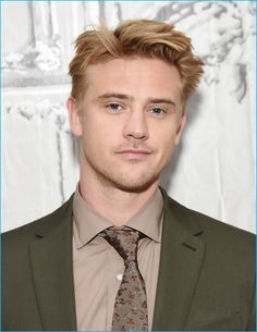 August 2016: Promoting his Netflix show Narcos, Boyd Holbrook is pictured at AOL HQ in New York City.