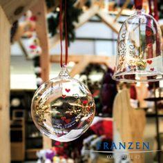Christbaumkugeln & weiterer Christbaumschmuck für Weihnachten 2014 auf www.franzen.de und in unserem Store in Düsseldorf!