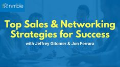 In this webinar, Jeffrey Gitomer shares his sales-doubling secrets, top sales strategies for 2018 success, his rules in sales and life, and much more. Sales Strategy, Growth Hacking, Science And Technology, Top Sales, Success