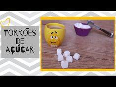 Vídeo: Torrões de açúcar