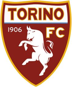 Torino FC Primary Logo on Chris Creamer's Sports Logos Page - SportsLogos. A virtual museum of sports logos, uniforms and historical items. Soccer Logo, Football Team Logos, Football Soccer, Soccer Teams, Sports Logos, Soccer Party, Bundesliga Logo, Soccer World, World Football