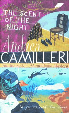 The 6th novel in Andrea Camilleri's Montalbano series. Set in Sicily. Translated from Italian.