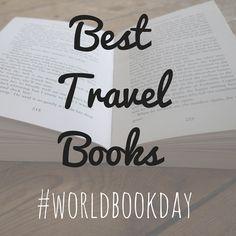 Best Travel Books #worldbookday