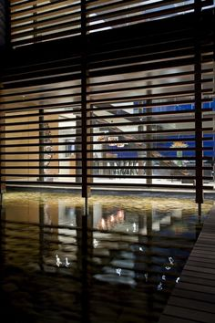 Contemporary residential architecture with ultra modern wall solutions
