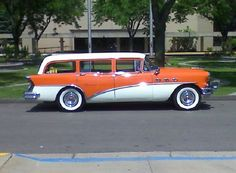 1956 Buick Estate Station Wagon