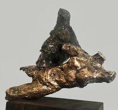 ERGO, 2016, bronzo esemplare unico, Elena Rede