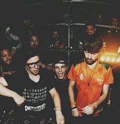 |CARNAGE, SKRILLEX, GARRIX & HELDENS| - edm is my life.