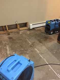water damage Drying Equipment