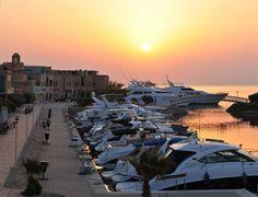 El Gouna Red Sea - Abu Tig Marina Sunset
