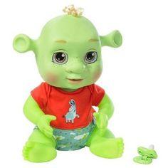 Shrek Babble & Play Orgre Baby Boy