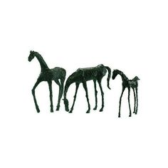 "Cyan Design 00433 21.25"" Walking Horse Sculpture Bronze Home Decor Accents Statues & Figurines"