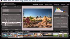 Tutorial de Adobe Photoshop Lightroom 5 en Español - Parte 1