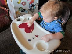 Crunchy Farm Baby: Four MORE Fun and Quick Toddler Activities