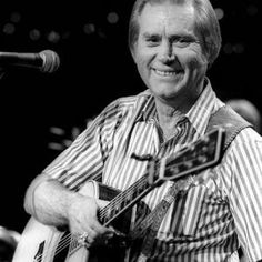 GEORGE JONES   doesn't get better than george...I've seen him four times and he's shown up every time!