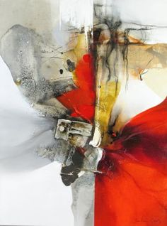 Jou Lee, Hyun - Chenier Fine Arts Notan Art, Arabian Art, Ceiling Murals, Lee Hyun, Great Works Of Art, Abstract Pictures, Kinetic Art, T Art, Oil Painting Abstract