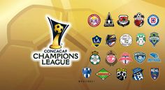 CONCACAF Champions League - Football on TV this week...